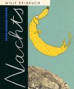 Cover-Bild zu Nachts von Erlbruch, Wolf