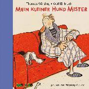 Cover-Bild zu Mein kleiner Hund Mister (Audio Download) von Winding, Thomas