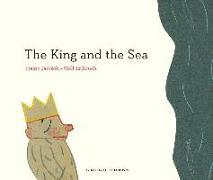 Cover-Bild zu The King and the Sea von Janisch, Heinz