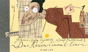 Cover-Bild zu Hexeneinmaleins von Goethe, Johann Wolfgang