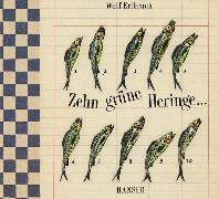 Cover-Bild zu Zehn grüne Heringe von Erlbruch, Wolf