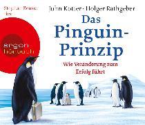 Cover-Bild zu Das Pinguin-Prinzip