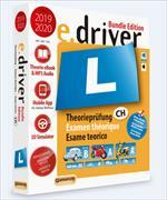 Cover-Bild zu e.driver 2019/2020 - Fahrschule Auto Theorieprüfung - Theorieprüfung / Examen théorique / Esame teorico. CH