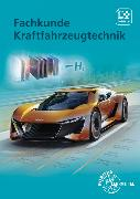 Cover-Bild zu Fachkunde Kraftfahrzeugtechnik