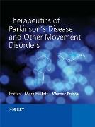 Cover-Bild zu Therapeutics of Parkinson's Disease and Other Movement Disorders von Hallet, Mark