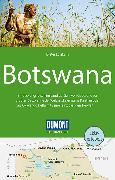 Cover-Bild zu DuMont Reise-Handbuch Reiseführer Botswana von Losskarn, Dieter