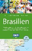Cover-Bild zu DuMont Reise-Handbuch Reiseführer Brasilien. 1:2'200'000 von Taubald, Helmuth