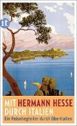 Cover-Bild zu eBook Mit Hermann Hesse durch Italien