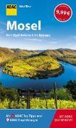 Cover-Bild zu eBook ADAC Reiseführer Mosel