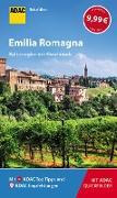 Cover-Bild zu eBook ADAC Reiseführer Emilia Romagna