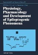 Cover-Bild zu Physiology, Pharmacology and Development of Epileptogenic Phenomena von Klee, Manfred R. (Hrsg.)