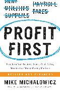 Cover-Bild zu Profit First von Michalowicz, Mike