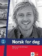 Cover-Bild zu Norsk for deg (A1-A2). Arbeitsbuch