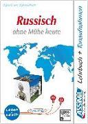 Cover-Bild zu ASSiMiL Russisch ohne Mühe heute. Lehrbuch (Niveau A1 - B2) + 4 Audio-CDs