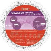 Cover-Bild zu Wheel. Schwedisch - Starke und unregelmäßige Verben. Sprachdrehscheibe