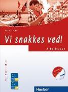 Cover-Bild zu Vi snakkes ved! Arbeitsbuch mit integrierter Audio-CD