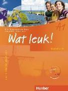 Cover-Bild zu Wat leuk! A1. Kursbuch