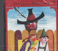 Cover-Bild zu Der Räuber Hotzenplotz von Preussler, Otfried