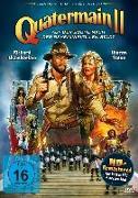 Cover-Bild zu Nelson, Gary (Prod.): Quatermain 2 - Auf der Suche nach der geheimnisvollen Stadt