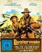 Cover-Bild zu J. Lee Thompson (Reg.): Quatermain - Das ultimative Abenteuer