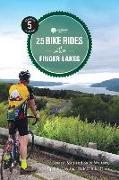 Cover-Bild zu Tnmc Bike Club: 25 Bike Rides in the Finger Lakes