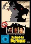 Cover-Bild zu Burt Lancaster (Schausp.): Die Insel des Dr. Moreau