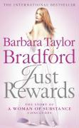 Cover-Bild zu Bradford, Barbara Taylor: Just Rewards