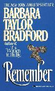 Cover-Bild zu Bradford, Barbara Taylor: Remember