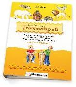 Cover-Bild zu Herrmann, Martin: Notenlernen mit Trommelspaß