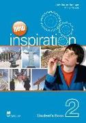 Cover-Bild zu Garton-Sprenger, Judy: New Inspiration Level 2. Student's Book