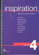 Cover-Bild zu Garton-Sprenger, Judy: Inspiration 4. Builder. Teacher's Resource Pack