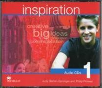 Cover-Bild zu Prowse, Philip: Inspiration 1 Class Audio CDx3