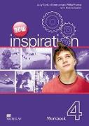 Cover-Bild zu Garton-Sprenger, Judy: New Edition Inspiration Level 4 Workbook