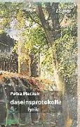 Cover-Bild zu Fietzek, Petra: daseinsprotokolle