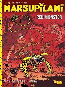 Cover-Bild zu Bâtem,: Marsupilami, Band 6: Red Monster