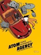 Cover-Bild zu Yann,: Atom Agency 1: Der Anfang