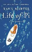 Cover-Bild zu Martel, Yann: Life Of Pi