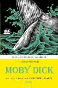 Cover-Bild zu Melville, Herman: Moby Dick. Mit einem Vorwort von Christoph Marzi