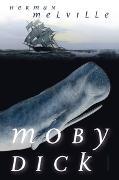 Cover-Bild zu Melville, Herman: Moby Dick oder Der weiße Wal (Roman)