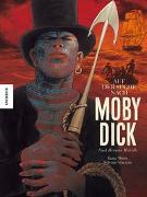 Cover-Bild zu Venayre, Sylvain: Auf der Suche nach Moby Dick