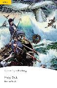 Cover-Bild zu Melville, Herman: PLPR2:Moby Dick Book & MP3 Pack