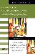 Cover-Bild zu Lane, Henry W. (Hrsg.): The Blackwell Handbook of Global Management