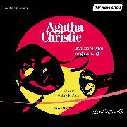 Cover-Bild zu Ein Mord wird angekündigt (Audio Download) von Christie, Agatha