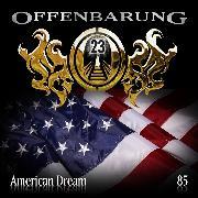 Cover-Bild zu Offenbarung 23, Folge 85: American Dream (Audio Download) von Duschek, Markus