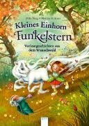 Cover-Bild zu Berg, Mila: Kleines Einhorn Funkelstern. Vorlesegeschichten aus dem Wunschwald