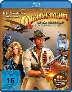 Cover-Bild zu Thompson, J. Lee (Prod.): Quatermain - Auf der Suche nach dem Schatz der Könige