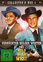 Cover-Bild zu Moore, Irving J. (Prod.): Wild Wild West - Verrückter wilder Westen: Collector's Box 1