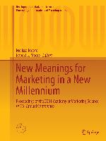 Cover-Bild zu Moore, Melissa (Hrsg.): New Meanings for Marketing in a New Millennium