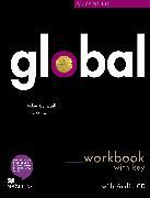 Cover-Bild zu Campbell, Robert: Global Advanced Workbook & CD with key Pack