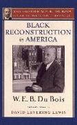 Cover-Bild zu Du Bois, W. E. B.: Black Reconstruction in America (The Oxford W. E. B. Du Bois)